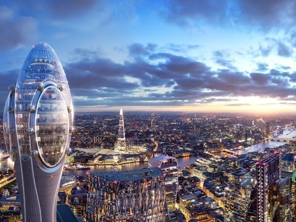 The Tulip: Sadiq Khan rejects plans for City of London's tallest skyscraper