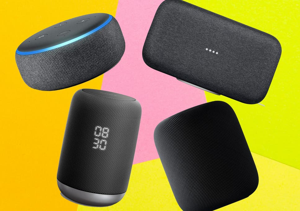 10 best smart speakers | The Independent