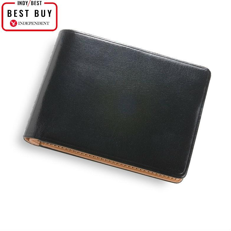 94f9e27a9685 Dollar Sized Leather Wallet   78