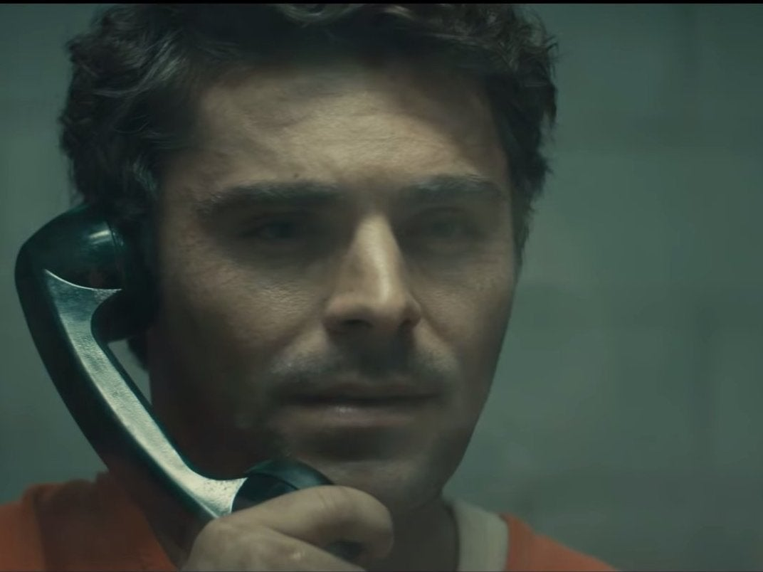 Extremely Wicked Shockingly Evil And Vile Trailer Zac Efron Transfoms Into Serial Killer Ted Bundy The Independent Independent
