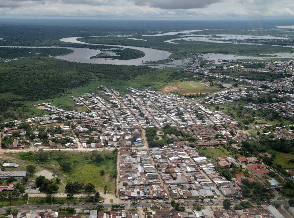 Authorities investigating after 71-year-old found by students hostel he ran in Amazon city of Iquitos