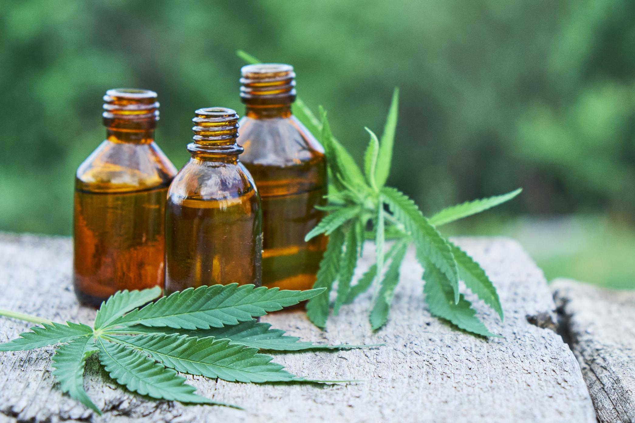 CBD product sales surge by 99% as Britons invest in trendy wellness ingredient