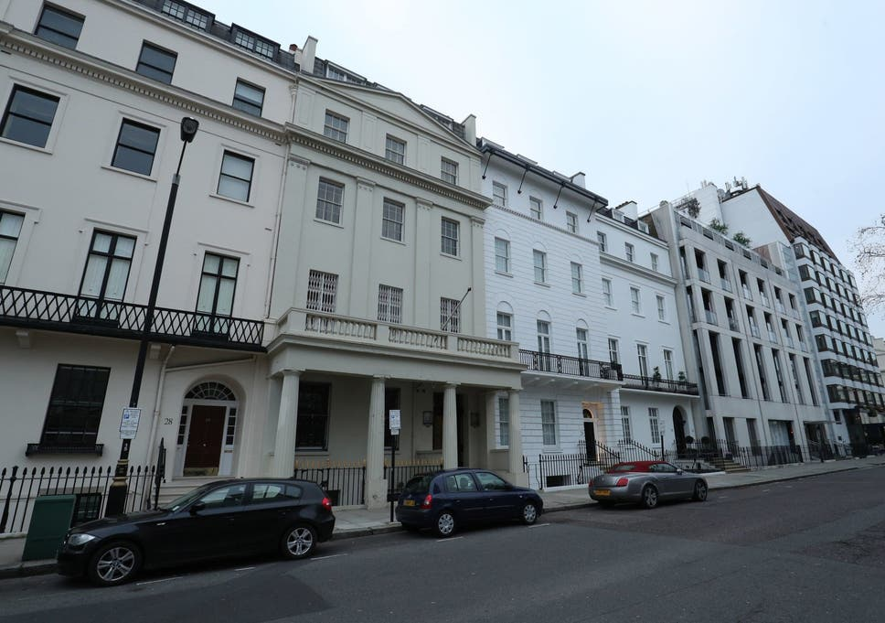 Investigators probe £80m London properties linked to