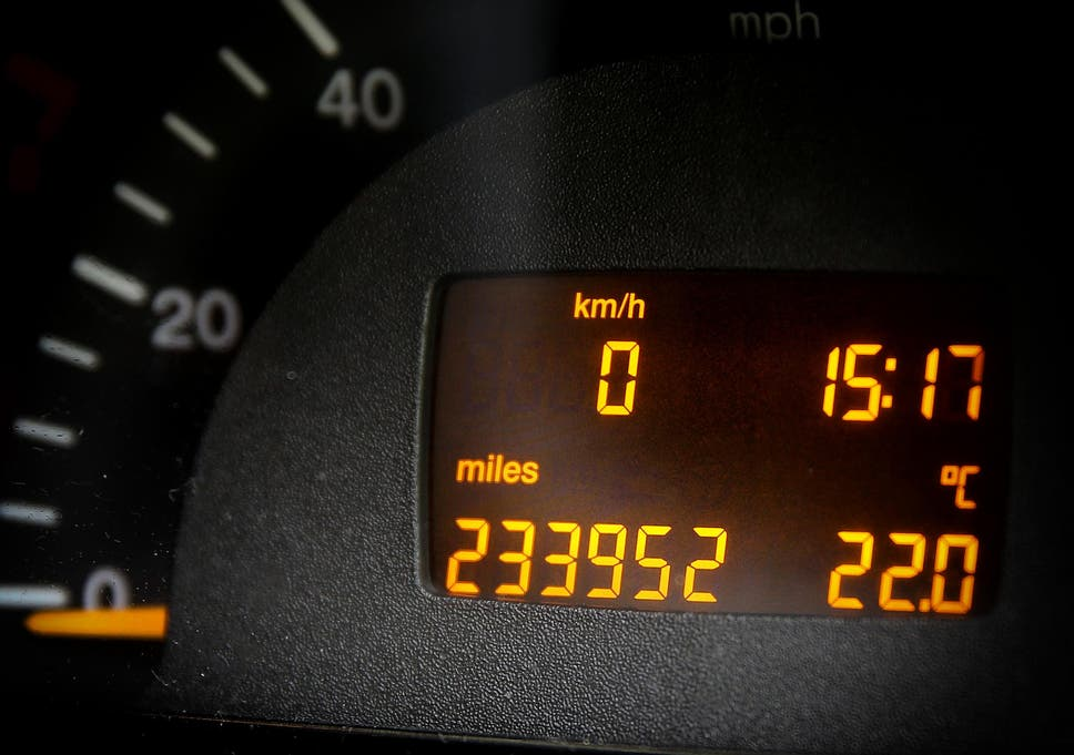 Clocking more widespread than ever, warn motor trade experts