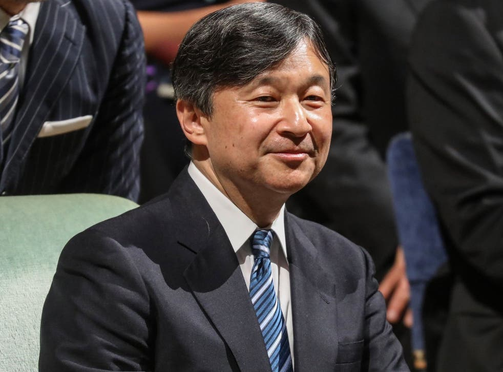 The break is to celebrate the ascension of emperor-in-waiting Naruhito