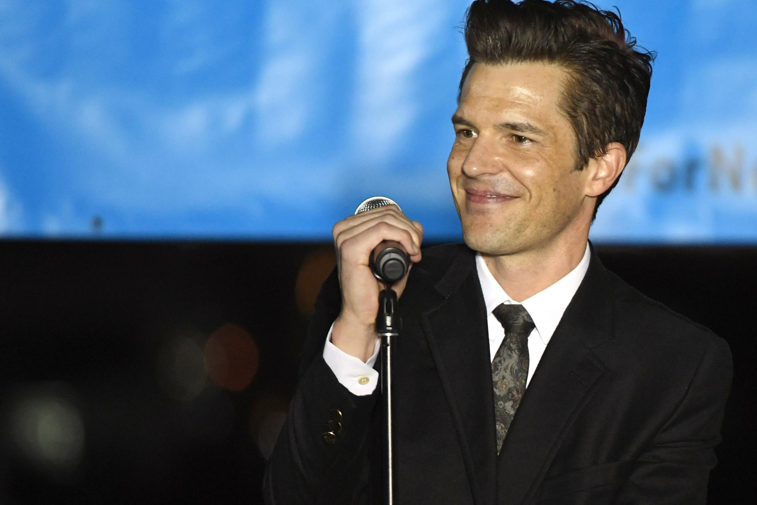 The Killers New Album 2019 The Killers' Brandon Flowers speaks out on Woodstock 50 line up