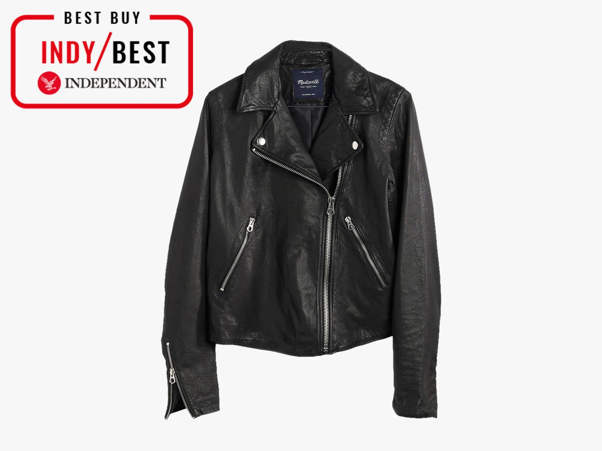 d3e0885db 10 best women's leather jackets | The Independent