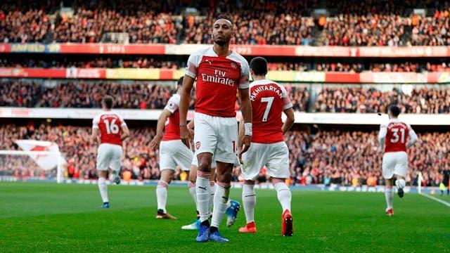 Gabonese striker has banana hurled at him by Tottenham supporters