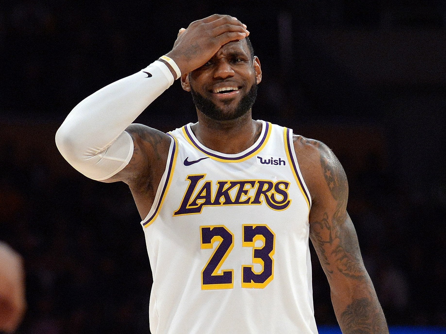 7badaf0490a LeBron James - latest news, breaking stories and comment - The ...