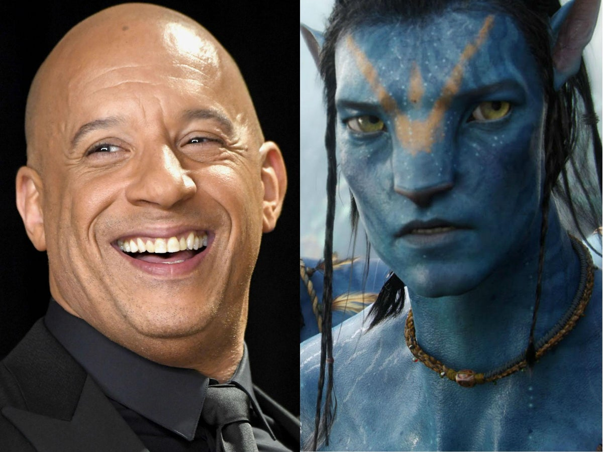 Avatar 2 And 3 Vin Diesel Joins Cast Of James Cameron S Long Awaited Sequels The Independent The Independent