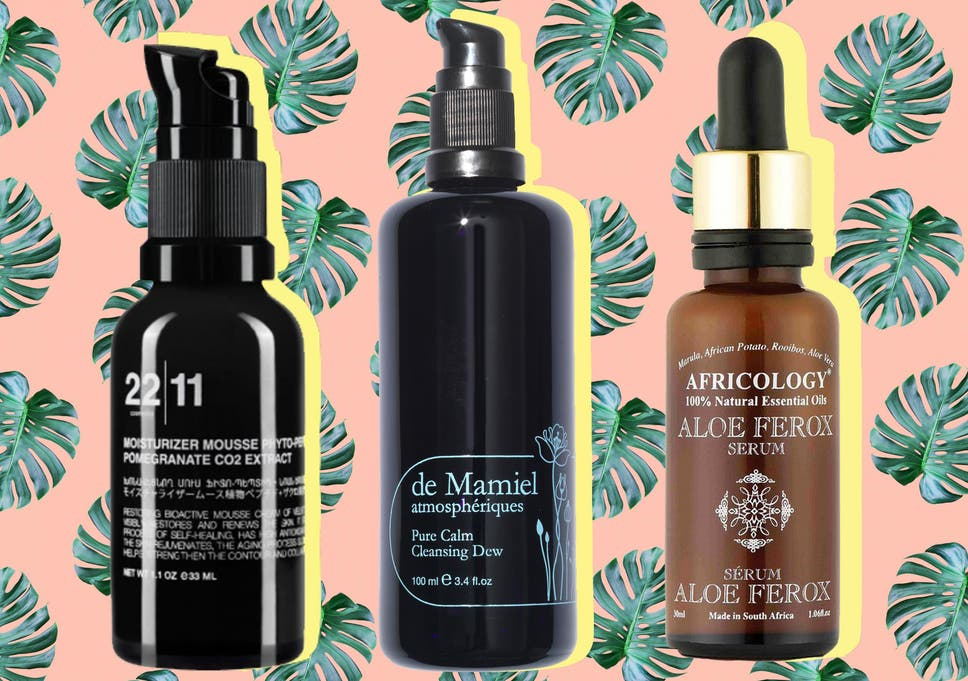 11 best organic skincare products | The Independent