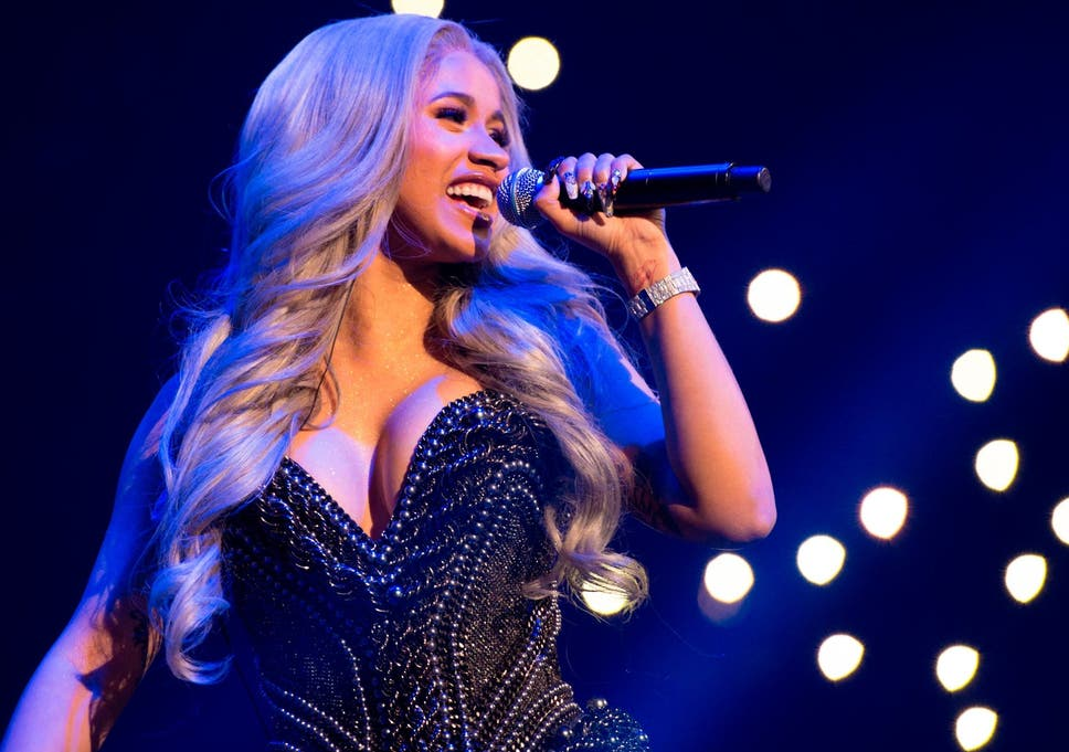 Cardi B pulls out of Parklife 2019 'to recover from plastic