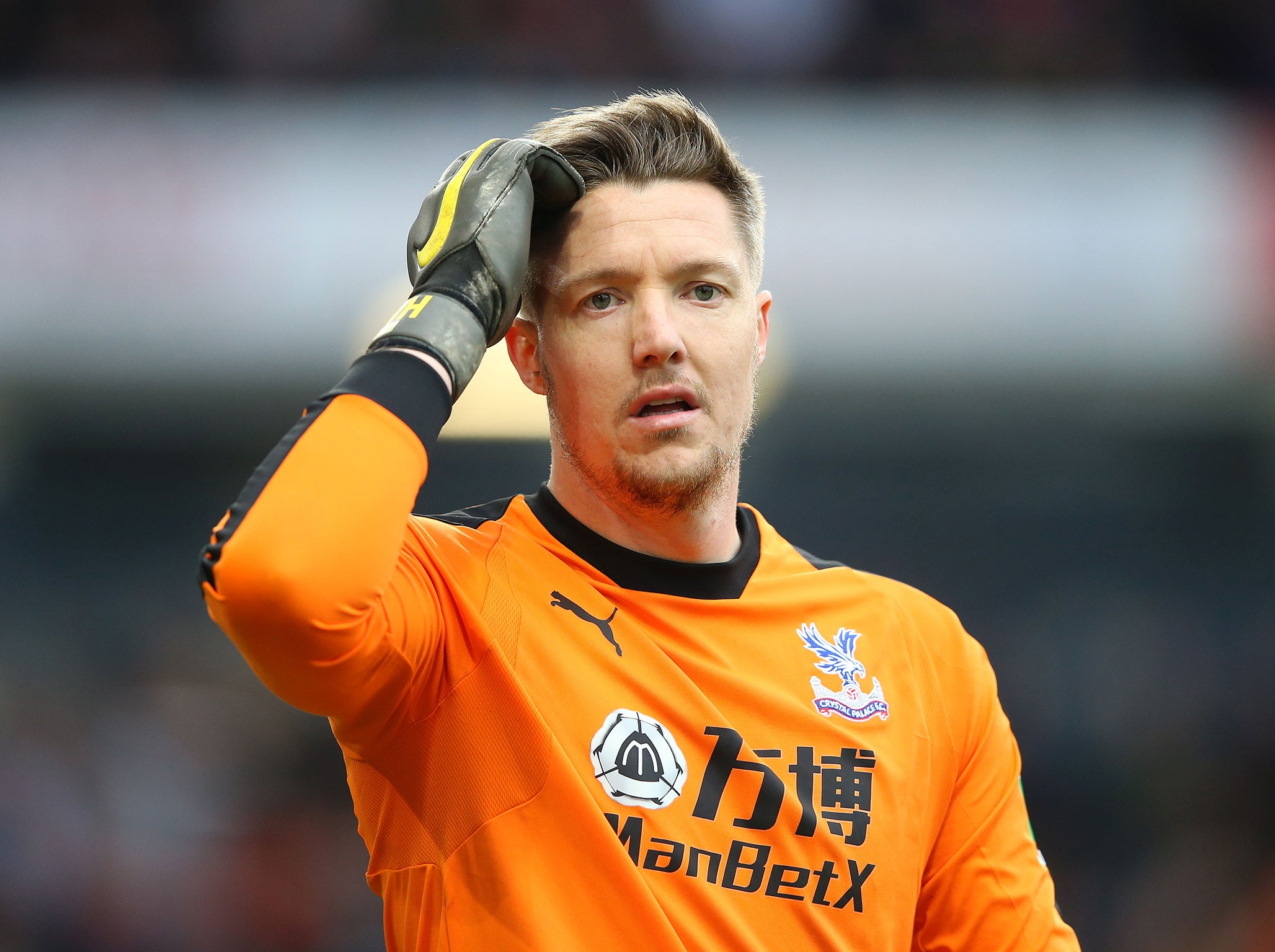 Wayne Hennessey 'desperate' to learn about Nazis after gesture controversy, says Roy Hodgson