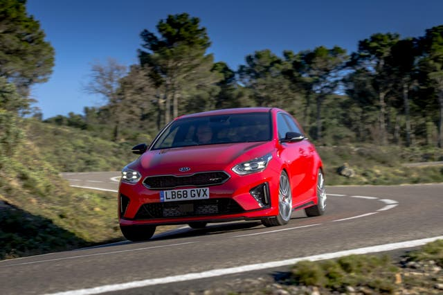 The smooth, mildly tuned four-cylinder 1.6 litre 200 horsepower unit will take your Kia all the way to 143mph