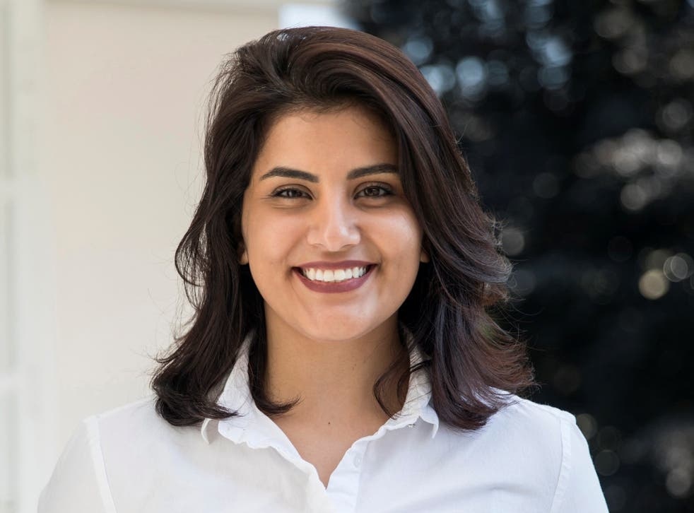 <p>Loujain al-Hathloul successfully campaigned to win Saudi women the right to drive</p>
