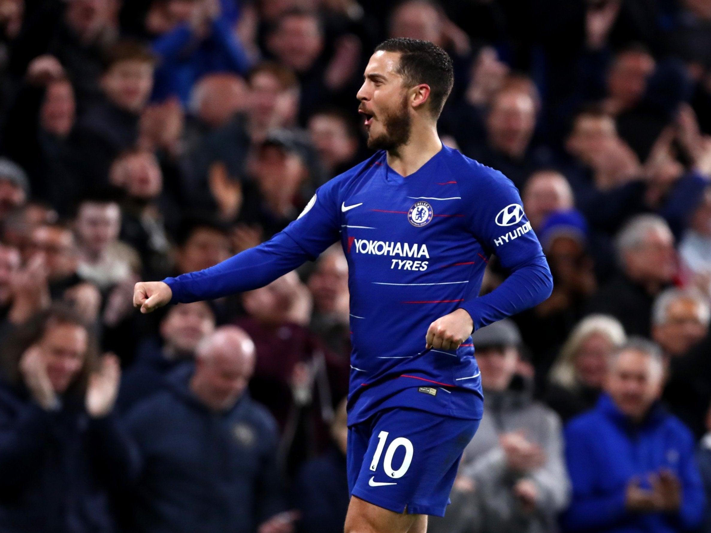 Chelsea transfer news: I've always appreciated Eden Hazard ...