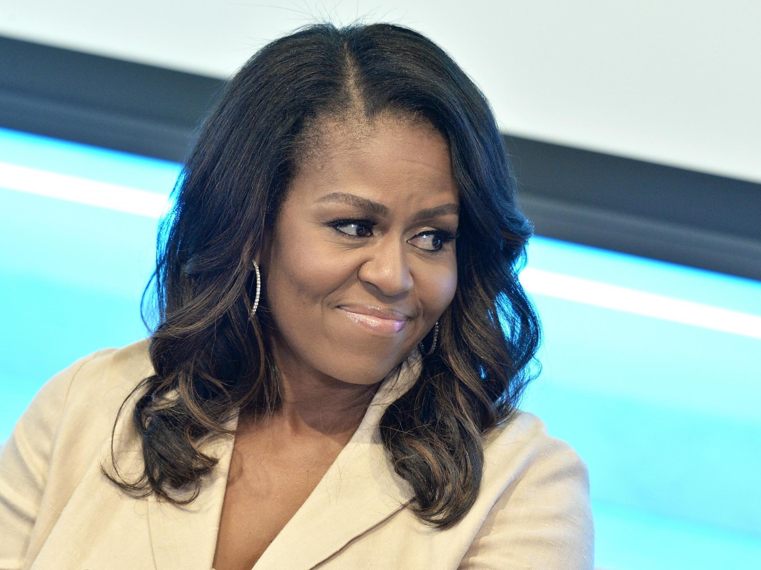 8. Michelle Obama