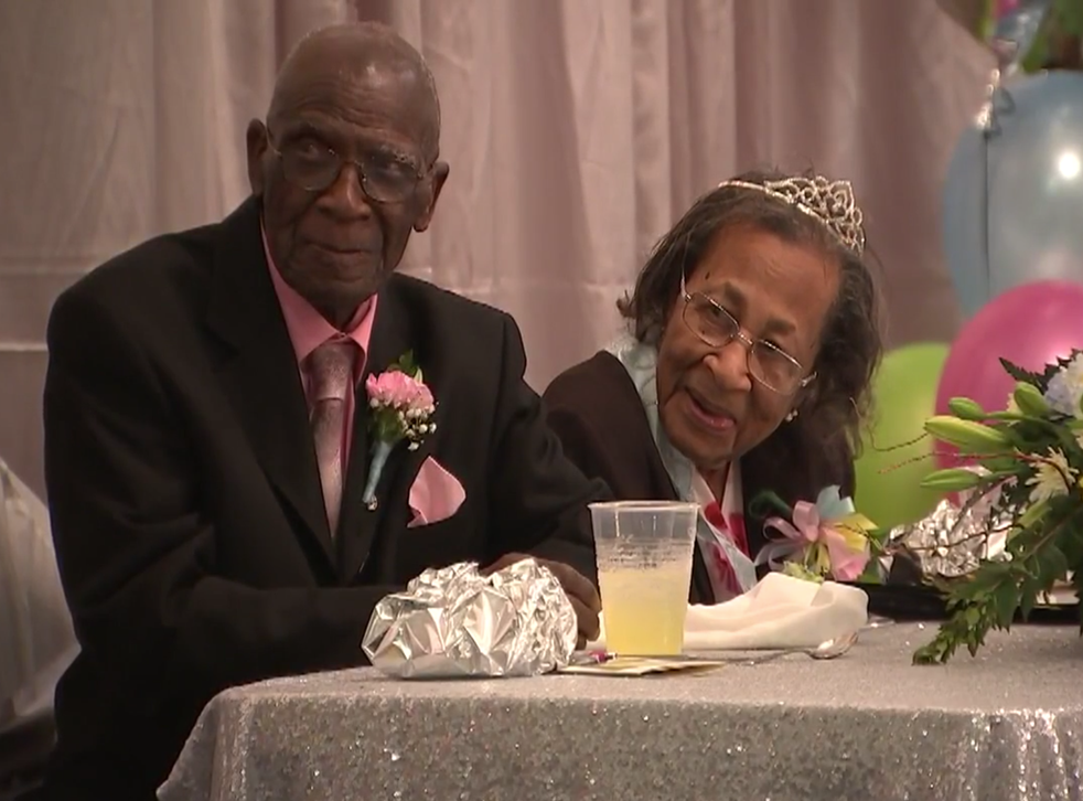 Couple married 82 years shares relationship advice (WSOC-TV)