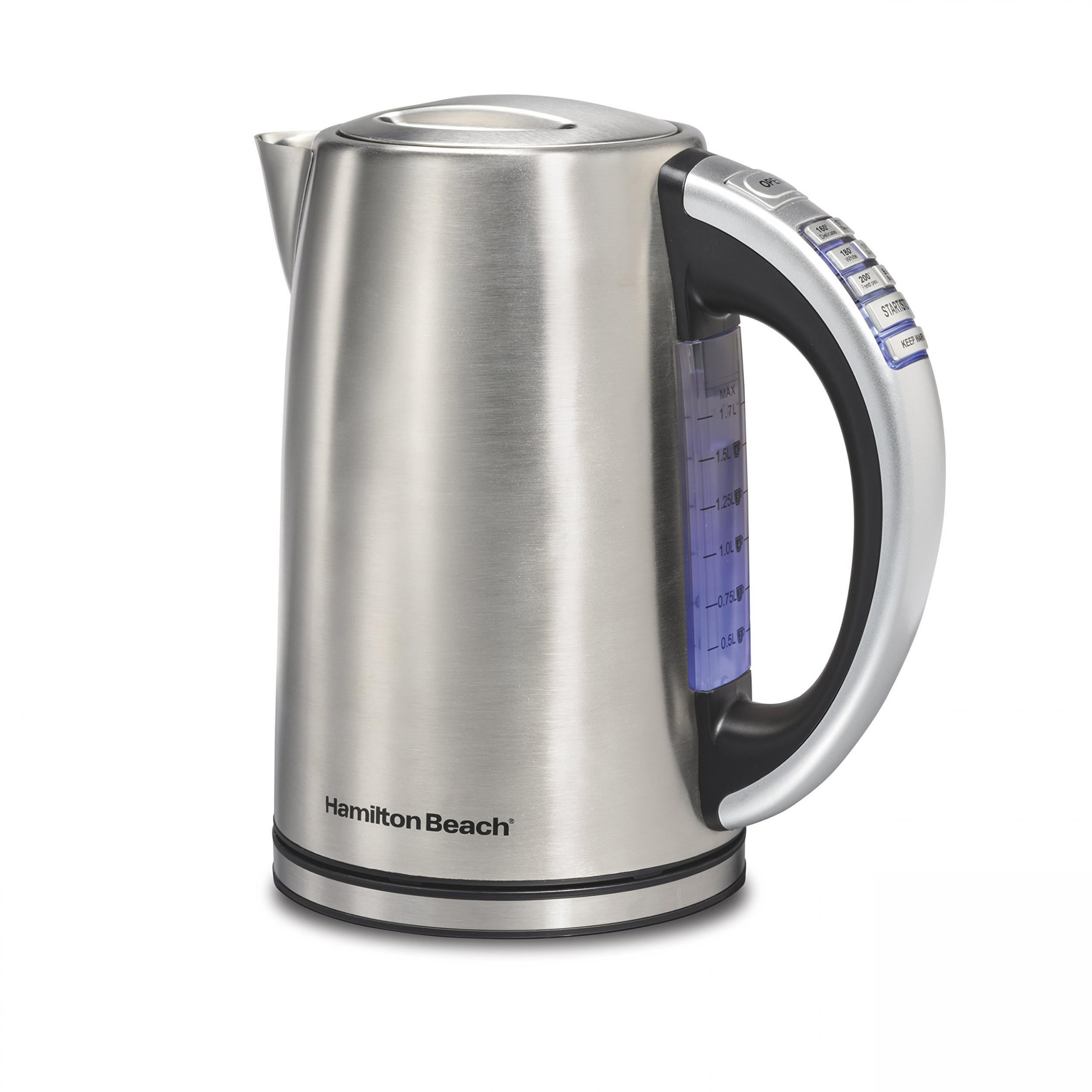 Electric Kettle With Temperature