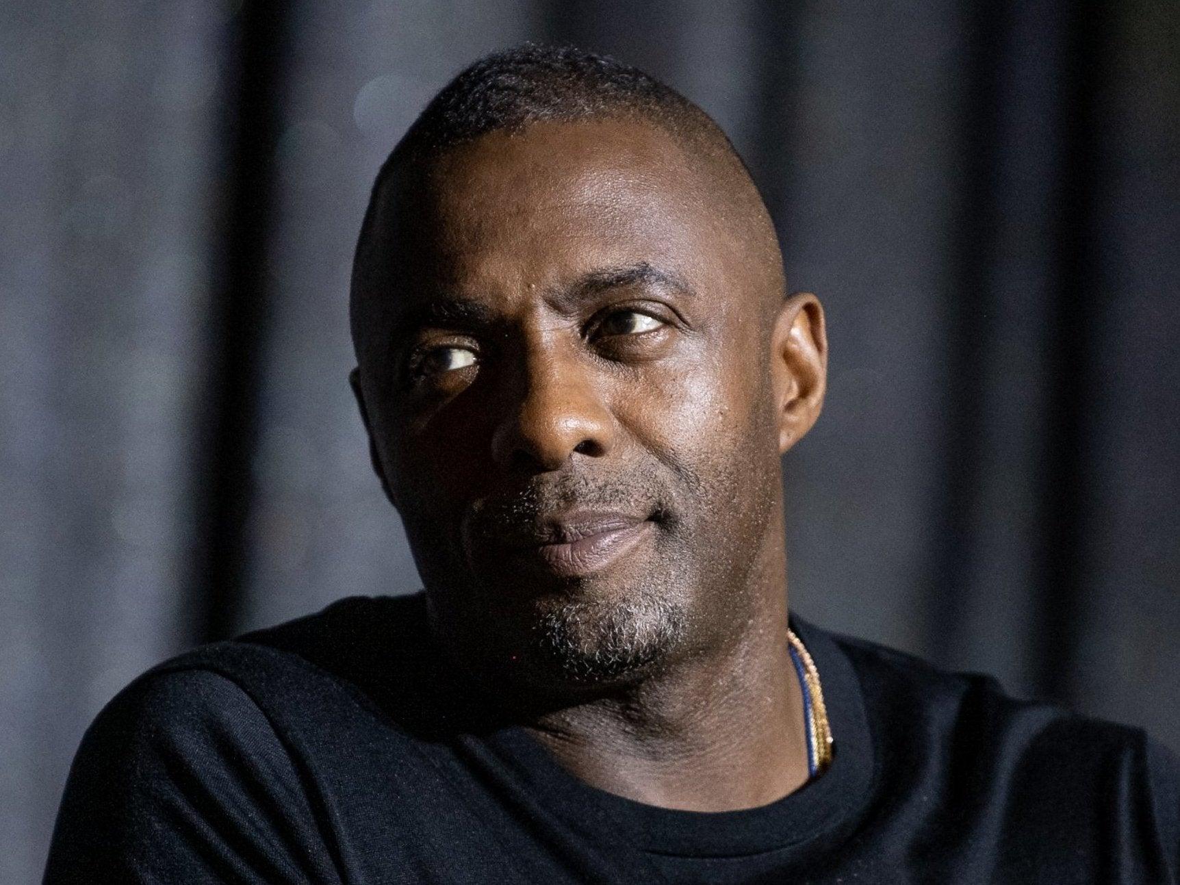 Idris Elba halts Tree play mid-performance to help fainting