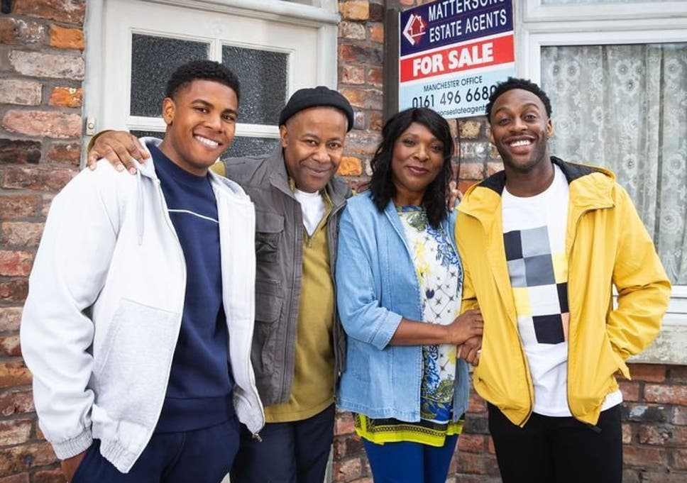 Coronation Street introduces first black family in show's