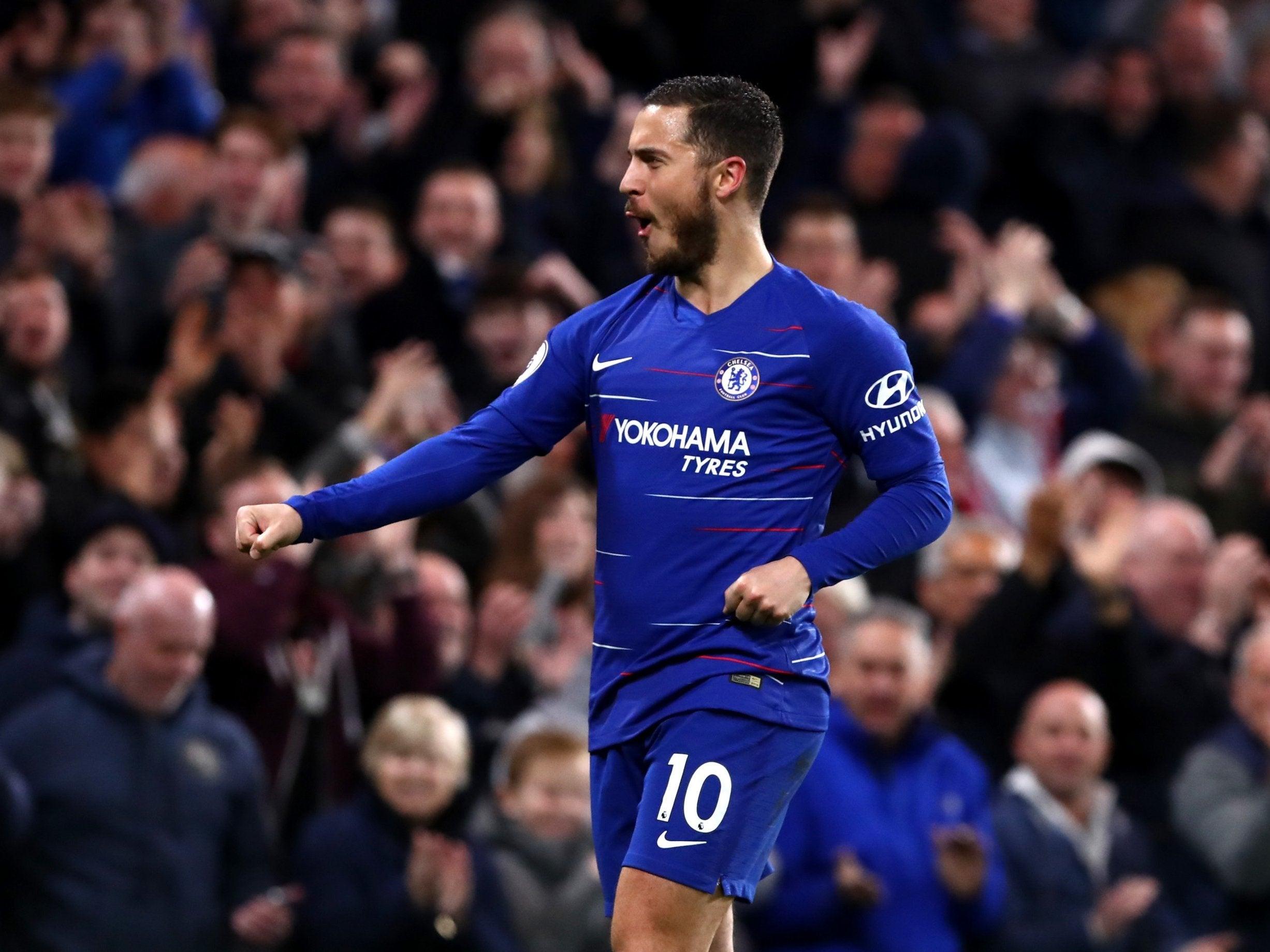 1d19cdb06 Chelsea transfer news  Eden Hazard edging towards £100m Real Madrid move