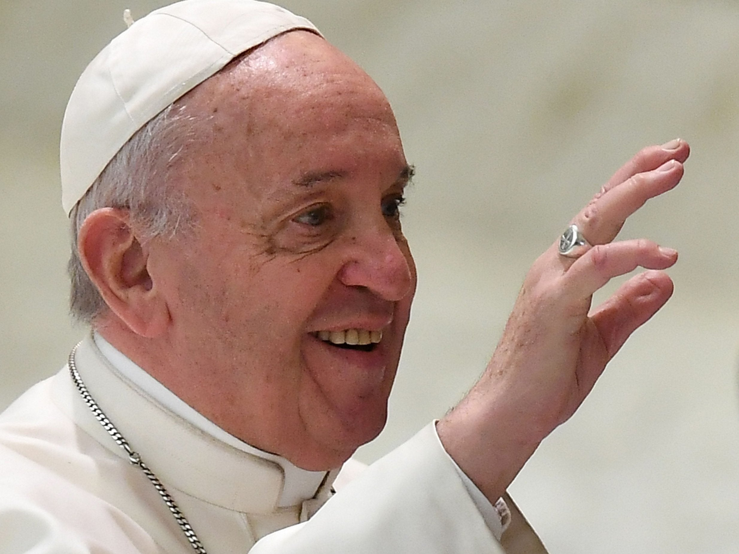 Pope Francis - latest news, breaking stories and comment - The