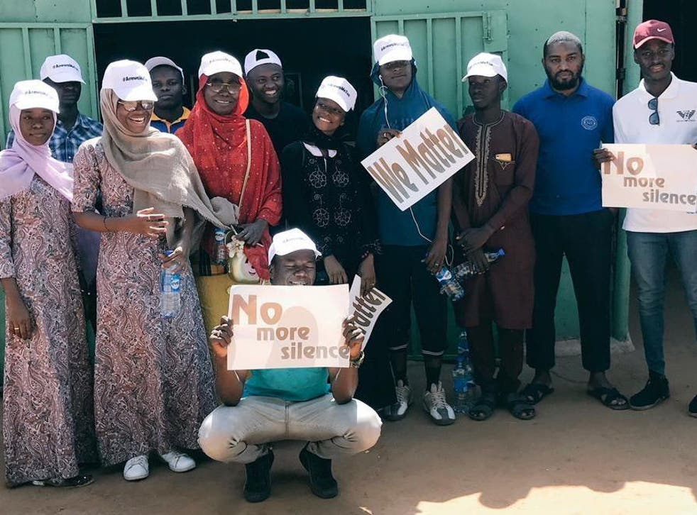 Sokoto chapter of the #ArewaMeToo movement
