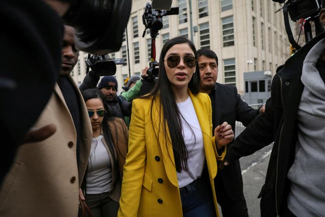 <p>Drug kingpin's long time associate testified that&nbsp;Emma Coronel Aispuro&nbsp;helped her husband escape from prison</p>