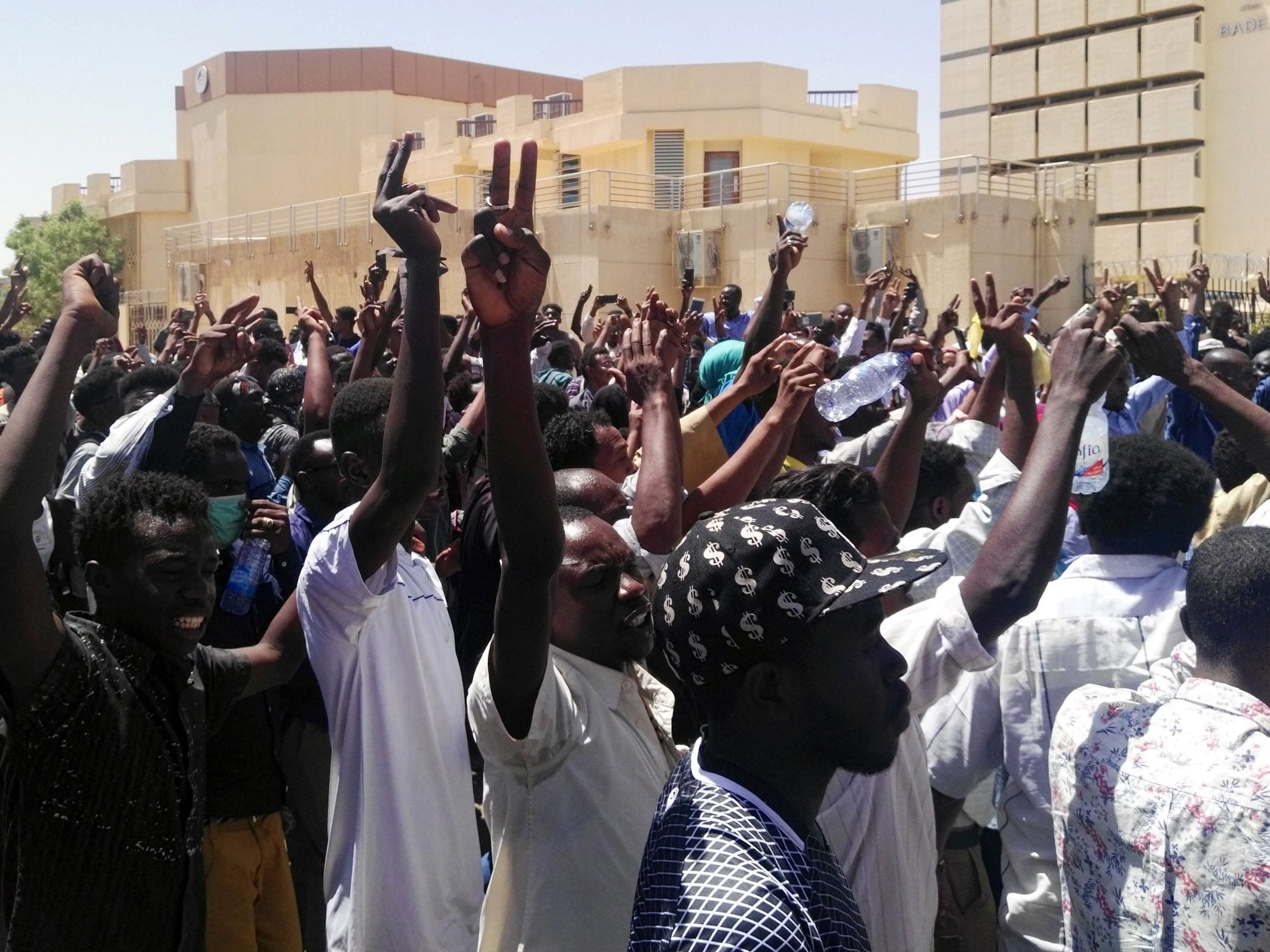 Sudan protests: At least five killed by security forces as ...