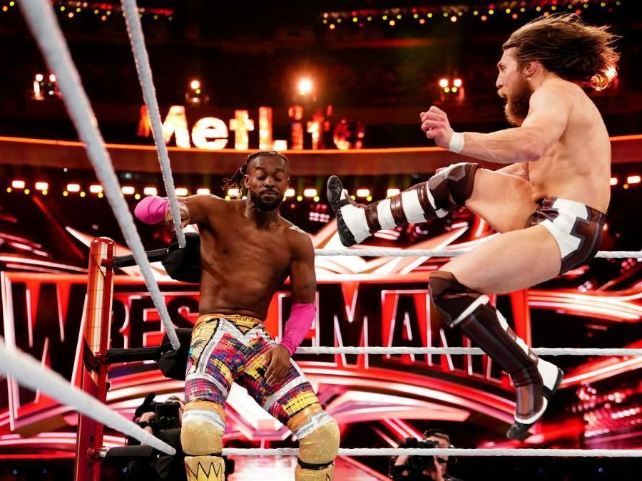 WWE Wrestlemania 35 results: Kofi Kingston and Daniel Bryan