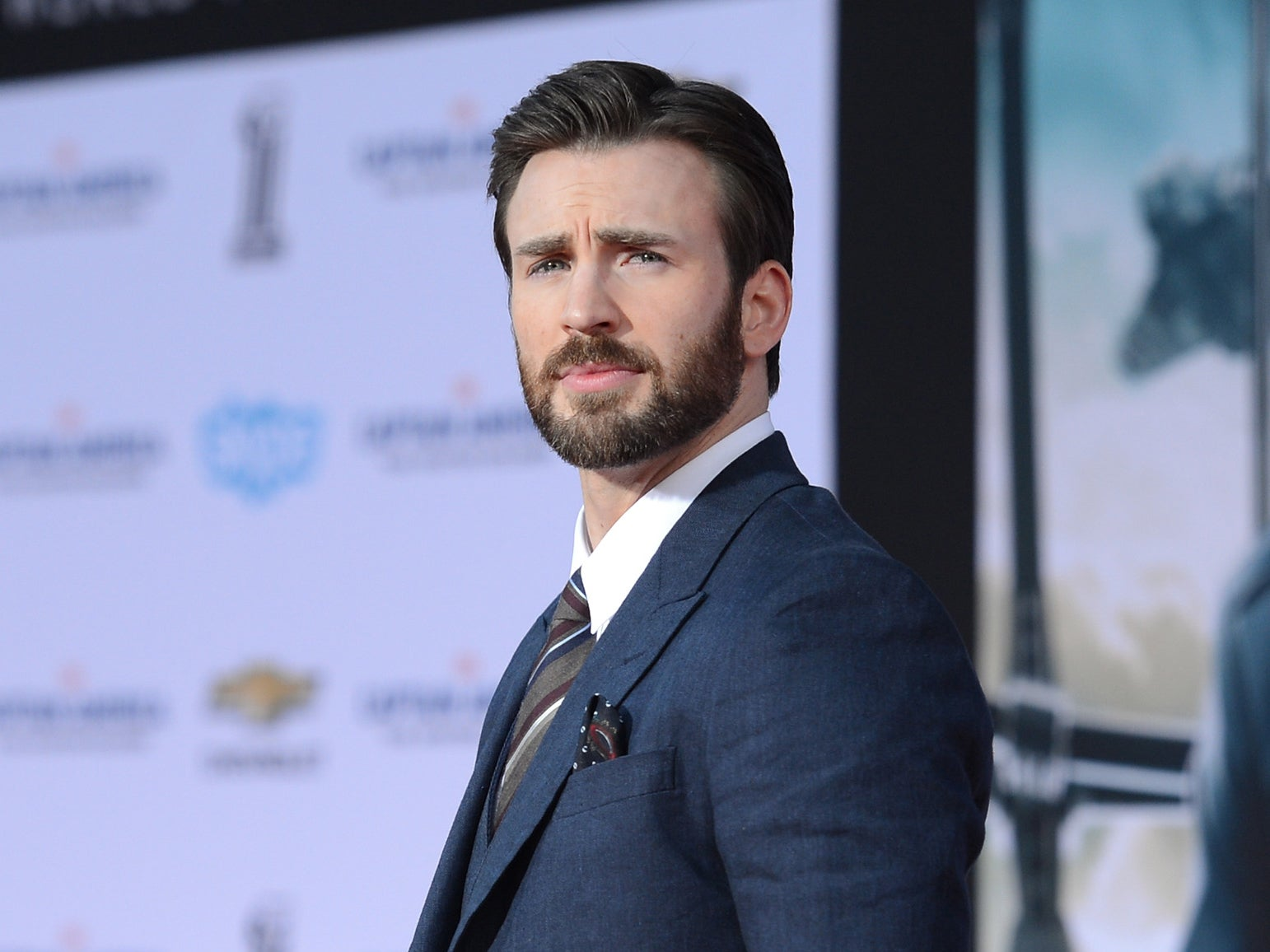 Chris Evans turned down Captain America several times after suffering from anxiety and panic attacks