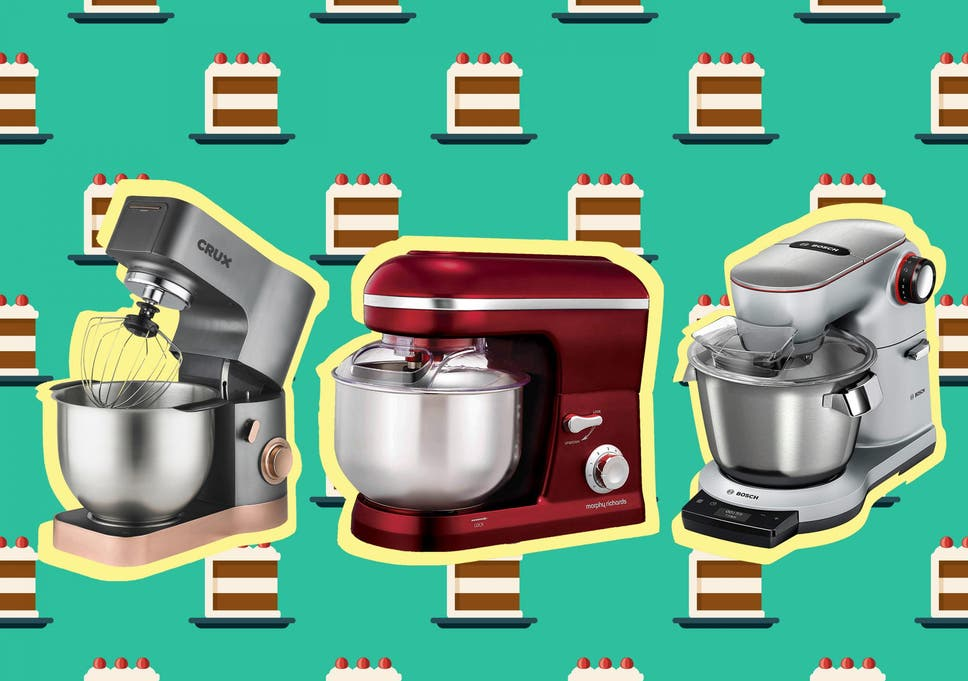 11 best stand mixers | The Independent