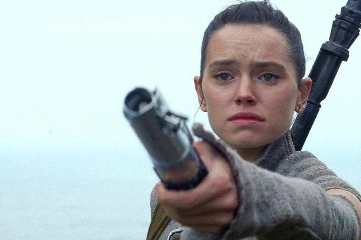 Daisy Ridley teases Rey's final shot in Star Wars 9