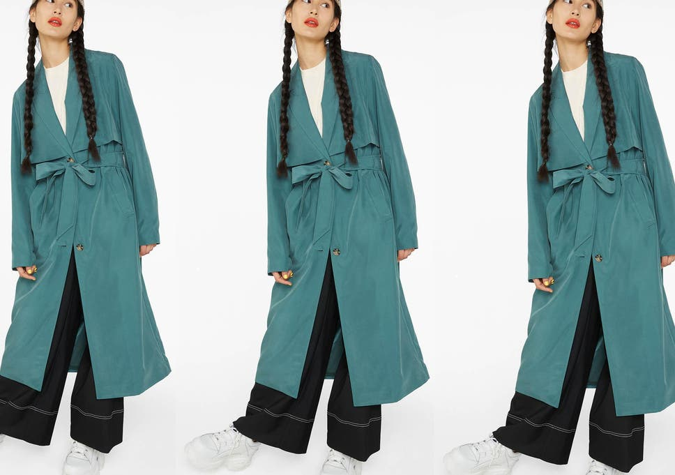 9343611189947 Go for a duster, oversized boyfriend blazer or a trench coat so you can  layer