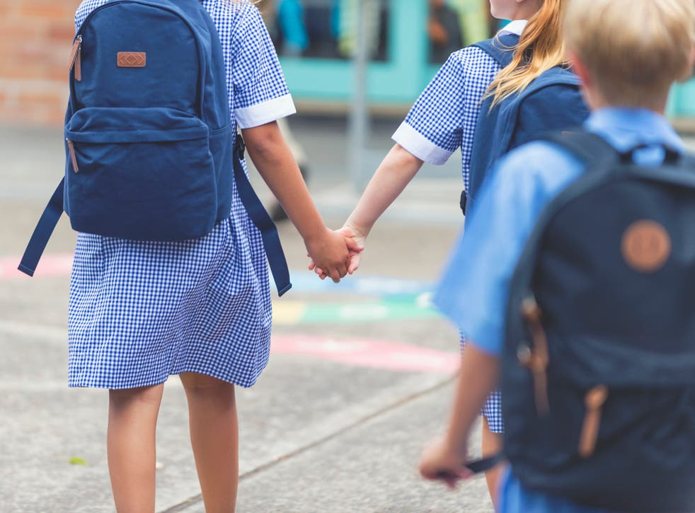 Primary school pupils aged five to seven now have 45 minutes less break time per week than children of the same age in 1995