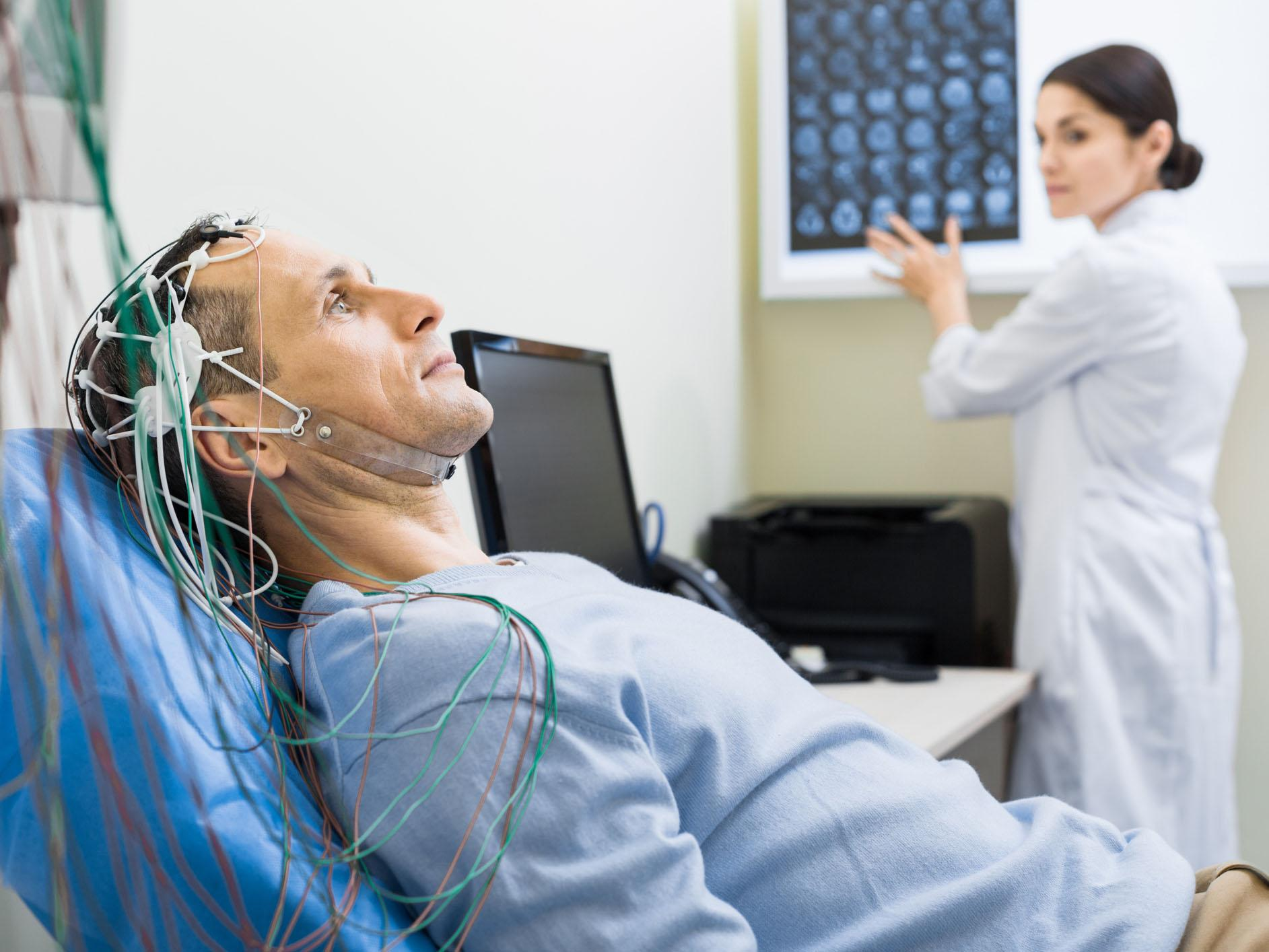 Electric shocks delivered to the brain restore youthful memory to older adults, experiment shows