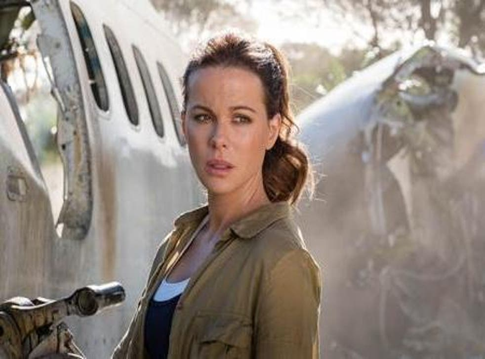 Kate Beckinsale in 'The Widow'
