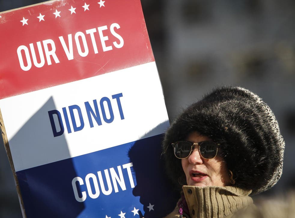 The majority of electors in the electoral college voted for Donald Trump despite Hilary Clinton winning the popular vote in the 2016 election