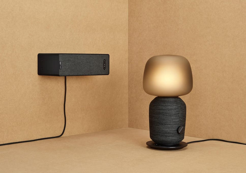Sonos and Ikea team up to make smart speakers that hide away