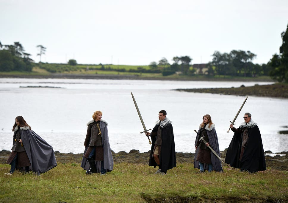 How Game of Thrones put Northern Ireland on the filmmaking