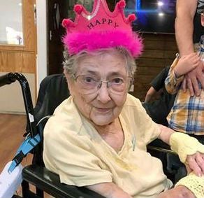 Oregon woman lives to 99 with all her organs in the wrong place - without knowing it
