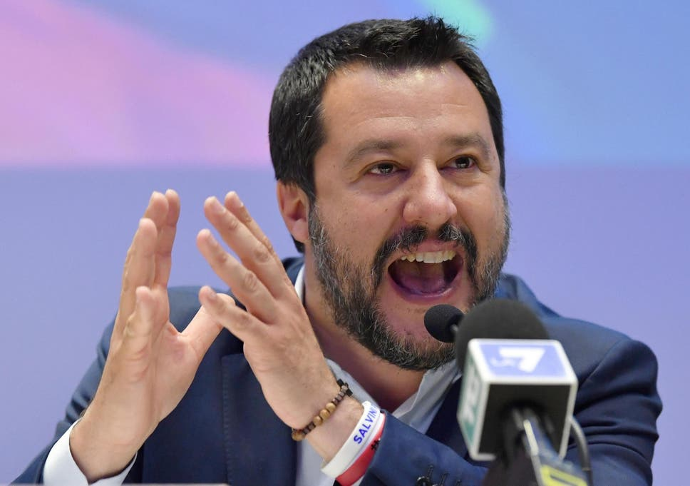 Italy has edged closer to fascism with a startling attack on