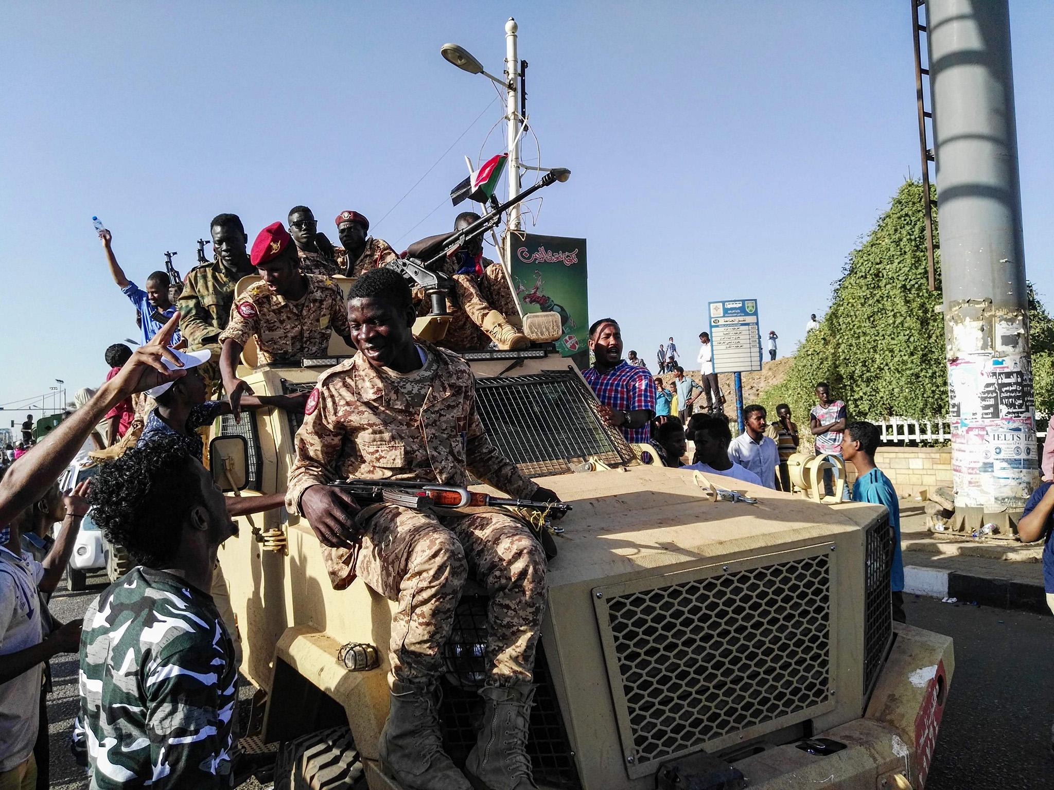 Sudan: Security forces 'hiding corpses' of protesters dumped in the