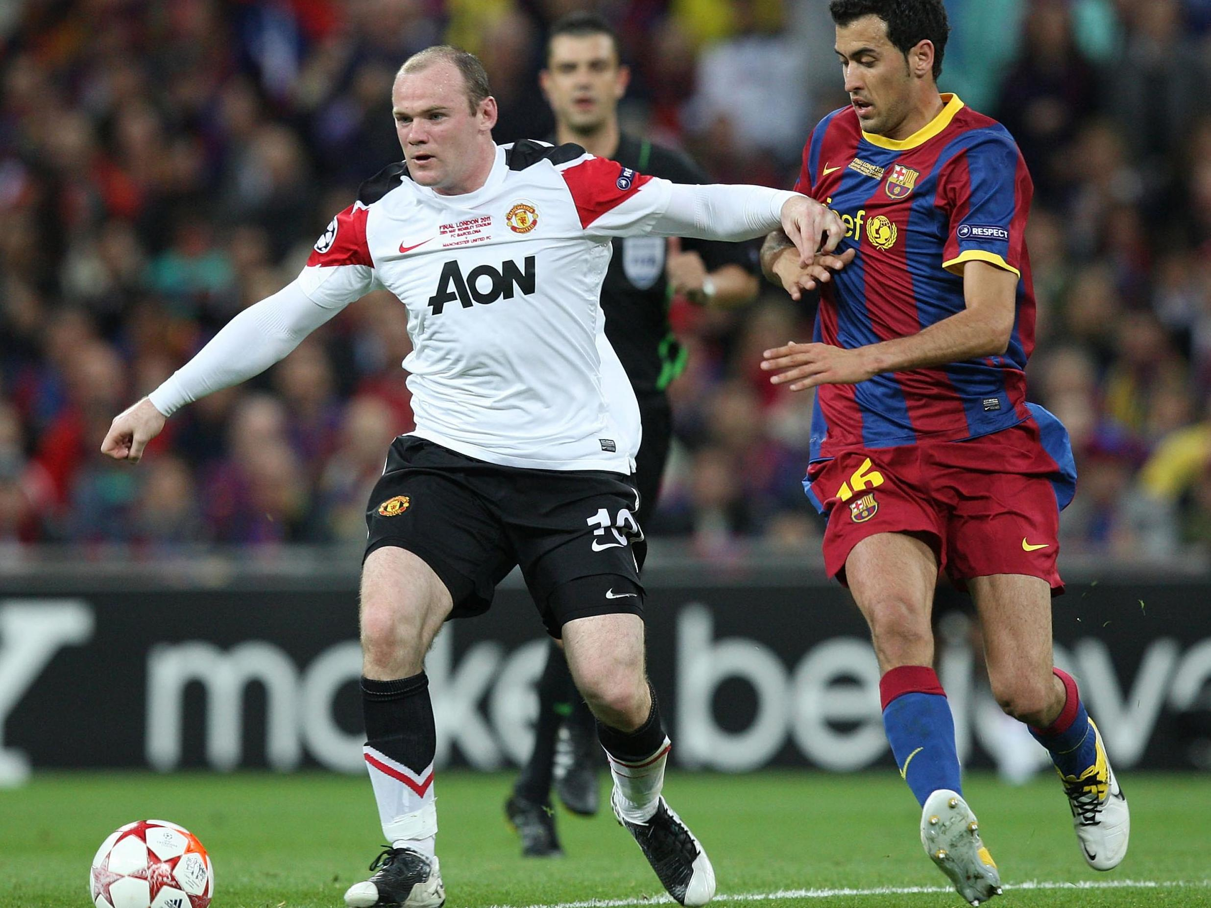 d79db3c2a Barcelona s Busquets   I have always wanted to play at Old Trafford