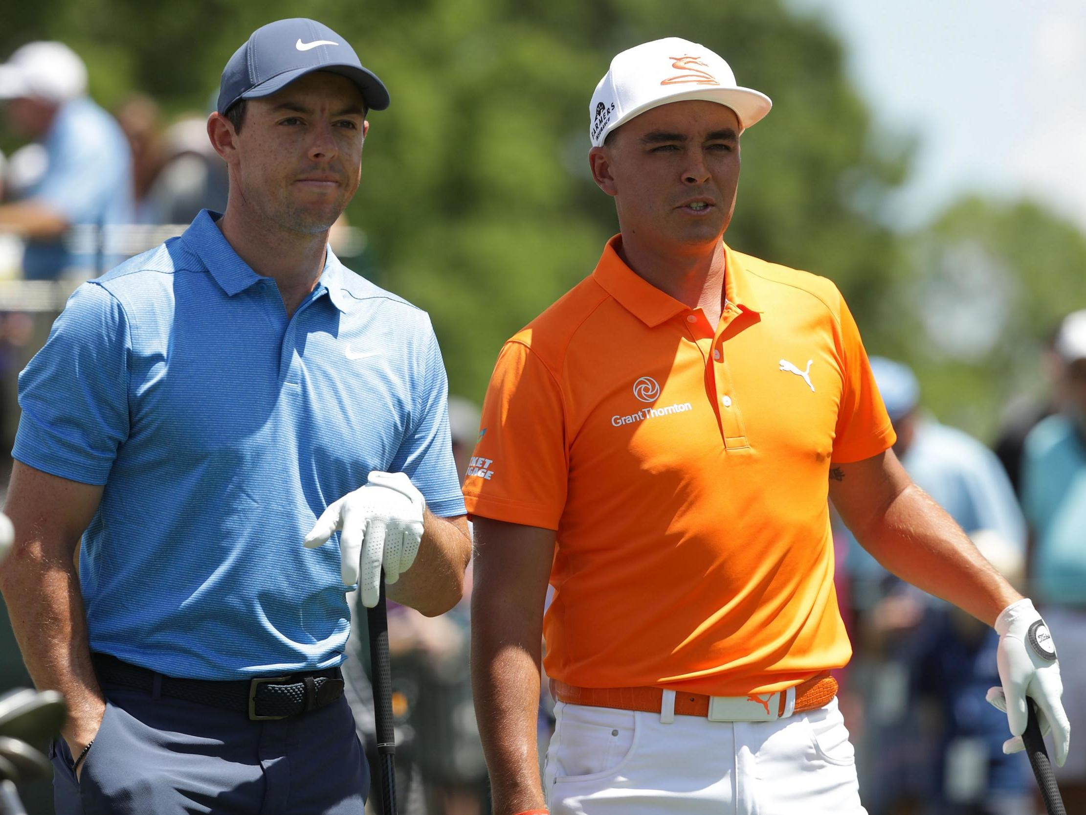 a3409cb0 Masters 2019 tee times: Rory McIlroy to begin his quest at Augusta National  alongside Rickie Fowler | The Independent