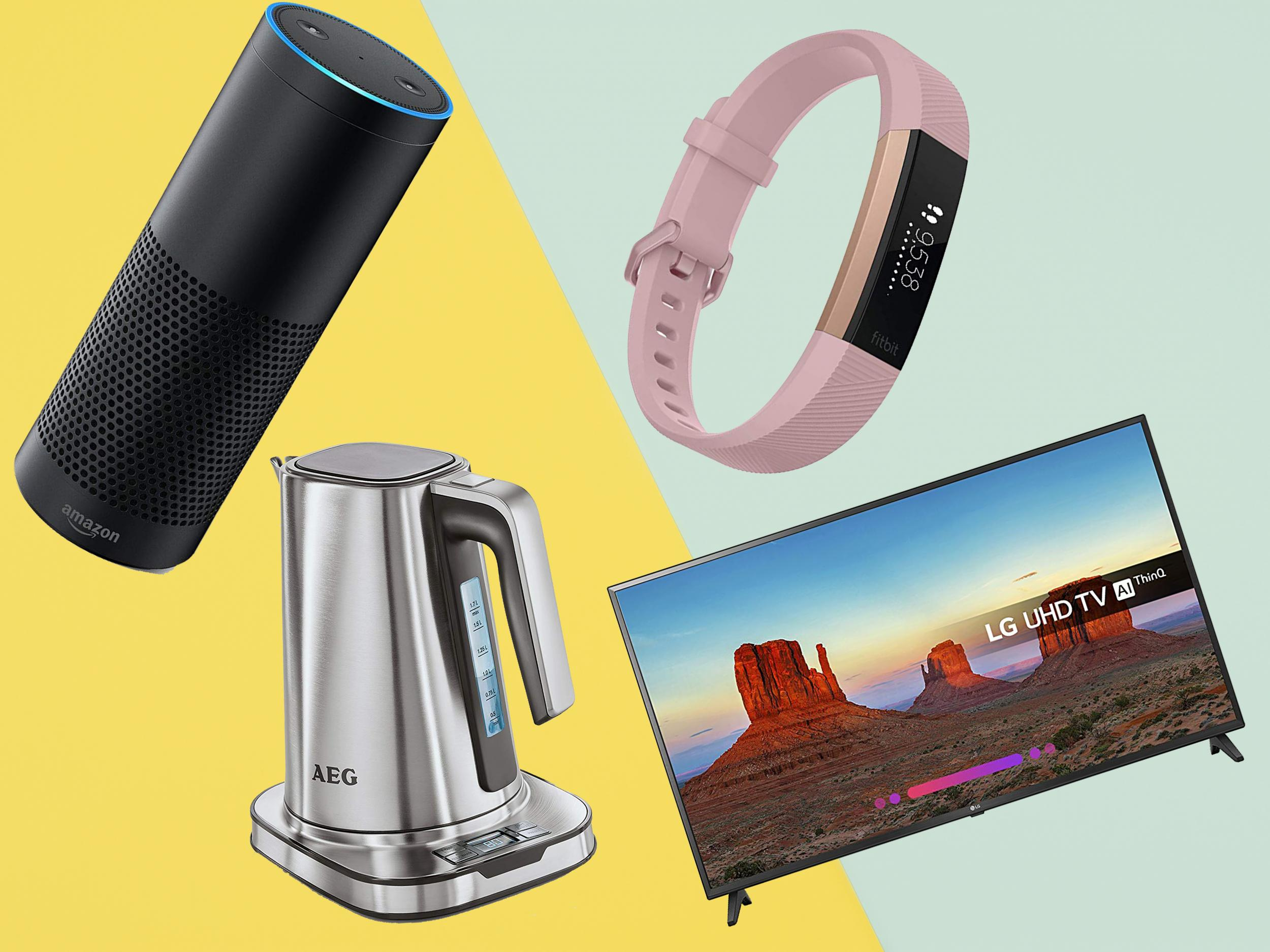 Best Amazon spring sale deals including smart speakers, mattresses and TVs