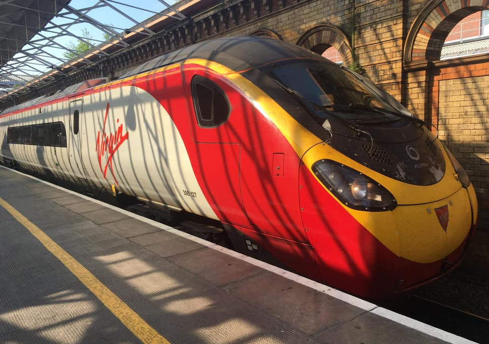 Virgin Trains promises UK's 'most advanced' railway service