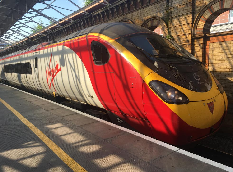 Stagecoach has a big stake in Virgin Trains as well as running its own rail franchises