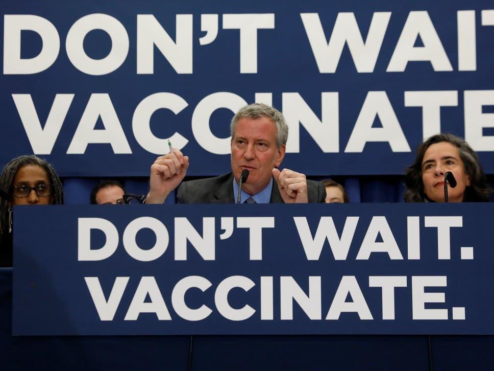 How fake news is fueling US measles health emergency